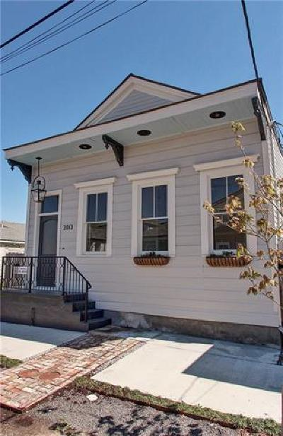 New Orleans Single Family Home For Sale: 2013 Foucher Street