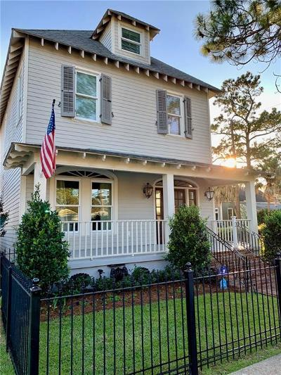 New Orleans Single Family Home For Sale: 7050 Camp Street