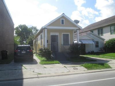 New Orleans Single Family Home For Sale: 1558 N Galvez Street