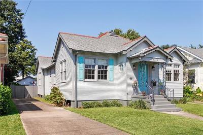 Single Family Home For Sale: 3424 Octavia Street