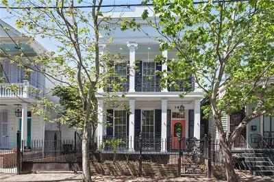 New Orleans Single Family Home For Sale: 1413 Constance Street