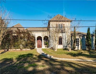 Slidell Single Family Home For Sale: 57383 Quail Crossing Road