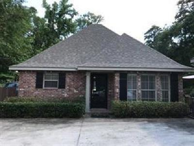 Madisonville Single Family Home For Sale: 1741 Hwy 22 W #B