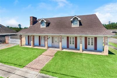 Mereaux, Meraux Single Family Home For Sale: 2916 Legend Street