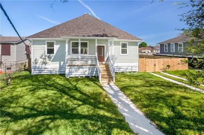 Single Family Home For Sale: 5529 Pasteur Boulevard