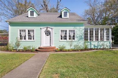 Madisonville Single Family Home For Sale: 109 Rene Street