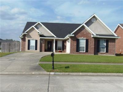 Marrero Single Family Home For Sale: 2584 Sandpiper Circle