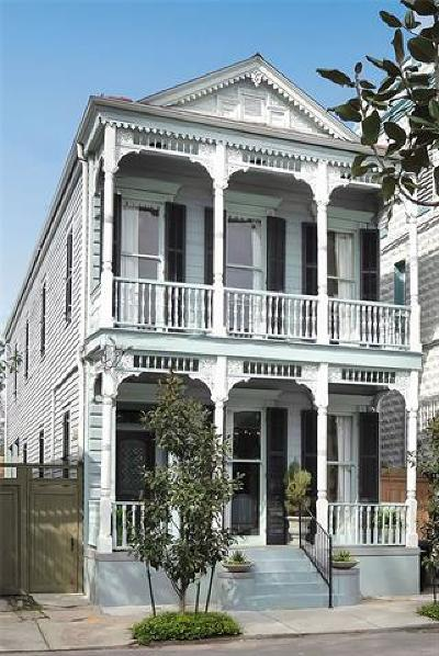 Single Family Home For Sale: 2523 Burgundy Street