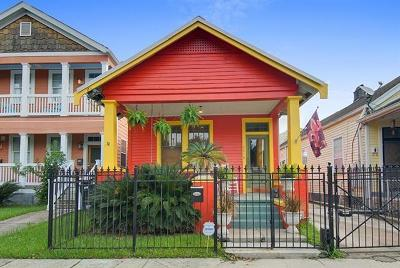 Single Family Home For Sale: 7719 Oak Street