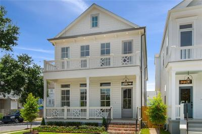 Single Family Home For Sale: 5300 Constance Street