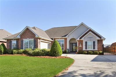 Marrero Single Family Home For Sale: 2688 Acadiana Trace