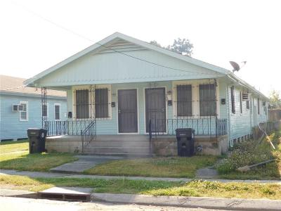 New Orleans Multi Family Home For Sale: 3215 Cherry Street