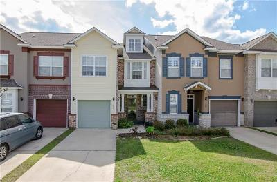 Madisonville Townhouse For Sale: 160 White Heron Drive