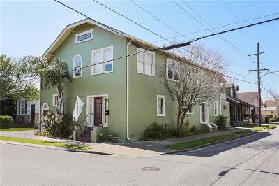 Multi Family Home For Sale: 8504 Freret Street #8504