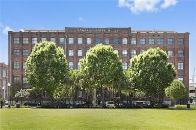 New Orleans Multi Family Home For Sale: 1107 S Peters Street #519