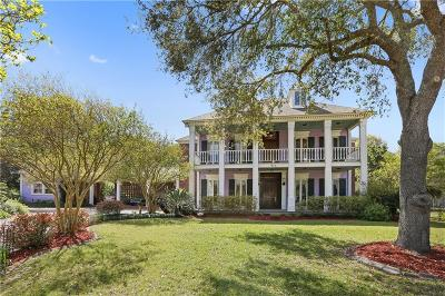 Kenner Single Family Home For Sale: 6 Chateau Margaux Court