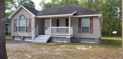 Covington LA Single Family Home For Sale: $149,900