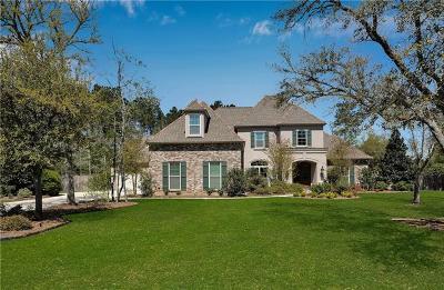 Madisonville Single Family Home For Sale: 410 W Windermere Oaks