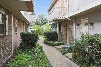 Metairie Multi Family Home For Sale: 5240 Quincy Street #2
