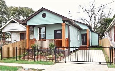 Single Family Home For Sale: 2620 Mistletoe Street