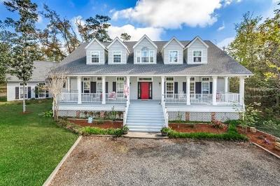 Slidell Single Family Home For Sale: 202 Provosty Drive