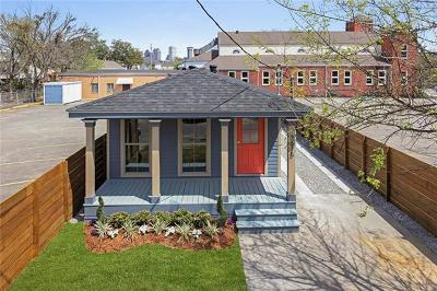 New Orleans LA Single Family Home For Sale: $299,000