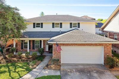 Single Family Home For Sale: 5132 Belle Drive