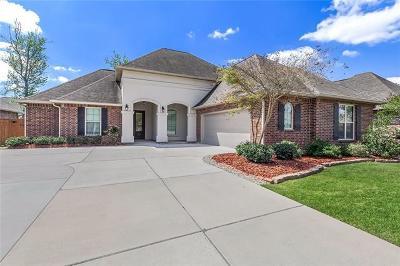 Madisonville Single Family Home For Sale: 225 Mack Lane