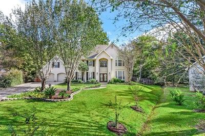 Covington Single Family Home For Sale: 808 Tradition Drive