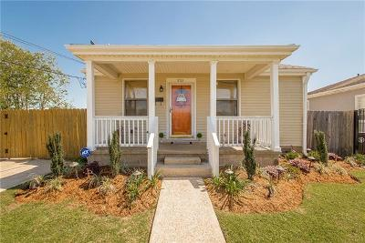 Single Family Home For Sale: 5737 Wildair Street