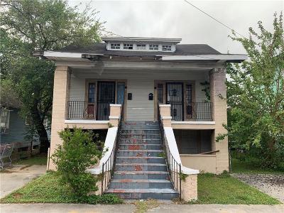 Single Family Home For Sale: 607 S Solomon Street