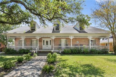 Single Family Home For Sale: 1718 Leon C Simon Drive