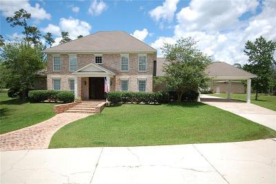 Slidell Single Family Home For Sale: 1181 Yorktown Drive