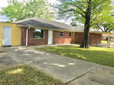 Single Family Home For Sale: 2328 Gen De Gaulle Drive