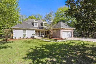 Single Family Home For Sale: 301 Rosedown Way