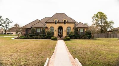 Madisonville Single Family Home For Sale: 135 Willow Bend Drive
