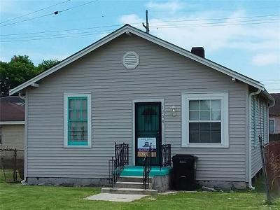 Single Family Home For Sale: 1709 Treasure Street