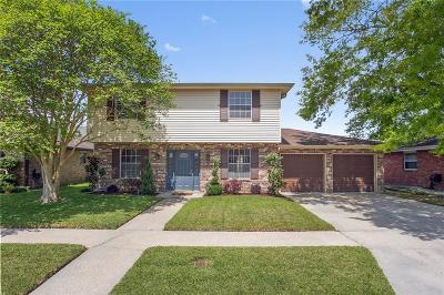 River Ridge, Harahan Single Family Home For Sale: 8109 Barocco Drive