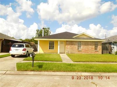 Single Family Home For Sale: 4578 Francisco Verrett Drive