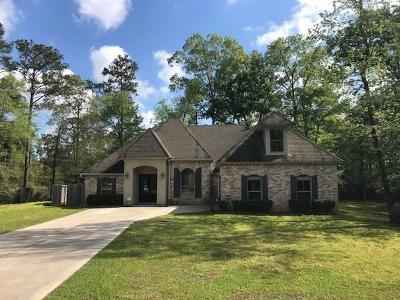 Madisonville Single Family Home For Sale: 213 Gage Court