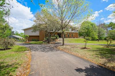 Slidell Single Family Home For Sale: 35373 Blackberry Lane