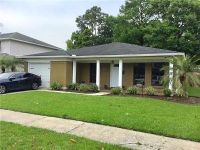 Gretna Single Family Home For Sale: 2265 Northbrook Drive