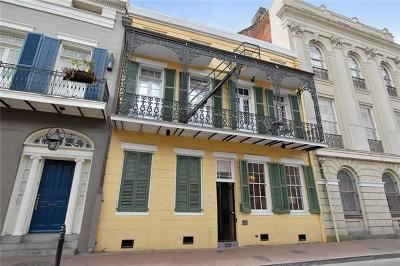 French Quarter Multi Family Home For Sale: 916 St Louis Street #A