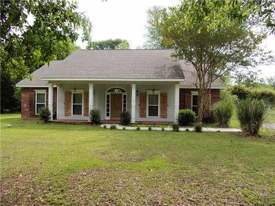 Madisonville Single Family Home For Sale: 437 Galatas Road