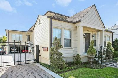 Metairie Multi Family Home For Sale: 209 Rosa Avenue
