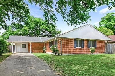 Single Family Home For Sale: 3229 Plymouth Place