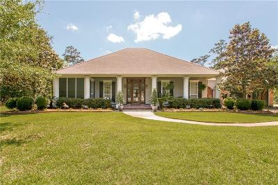 Madisonville Single Family Home For Sale: 405 Dummyline Road