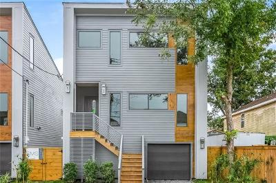 Single Family Home For Sale: 5925 Marigny Street