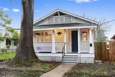 Single Family Home For Sale: 2716 Lavender Street