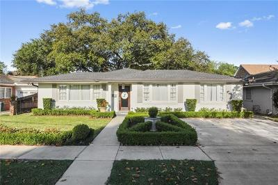 Single Family Home For Sale: 108 E William David Parkway